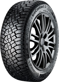 Шина Continental IceContact 2 SUV 245/70 R16 111T FR KD XL