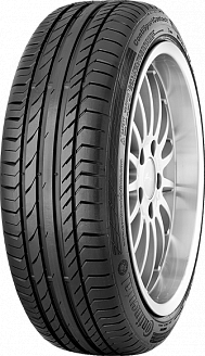 Шина Continental ContiSportContact 5 215/50 R17 91W (2016 г.в.)