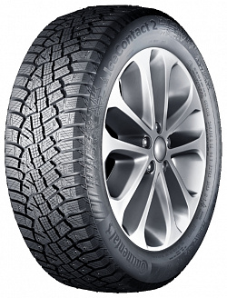 Шина Continental IceContact 2 155/70 R13 75T KD