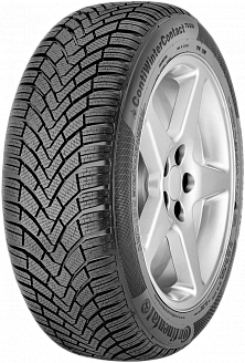 Шины Continental 195/60 R15 88T ContiWinterСontact TS850