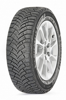 Шина Michelin X-Ice North 4 215/55 R17 98T