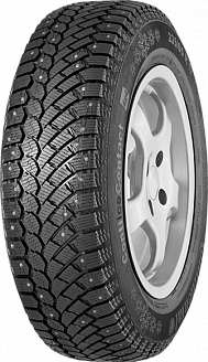 Шины Continental 235/60 R18 107T 4x4 Conti Ice Contact BD XL
