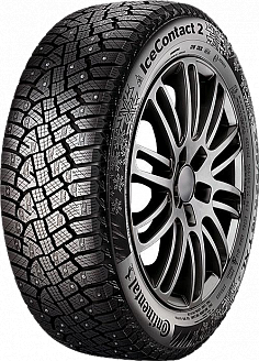 Шина Continental IceContact 2 SUV 255/55 R18 109T KD