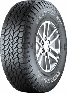 Шина General Tire Grabber AT3 285/60 R18 116H