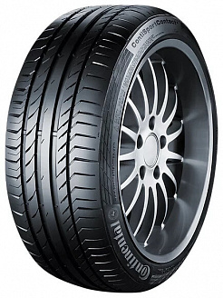 Шина Continental ContiPremiumContact 5 SUV 235/65 R17 104V
