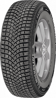 Шина Michelin Latitude X-Ice North 2+ 225/60 R18 104T