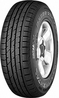 Шины Continental 215/70 R16 100H CROSSCONTACT LX Sport