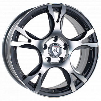 Диски Kioto-no Amira MR295 7x17 5x114,3 ET48 64,1 GMFP