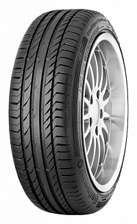 Шины Continental 235/35 R19 91Y SportContact CSC5 XL