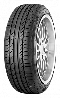 Шины Continental 275/45 R18 103W FR ContiSportContact 5 MO