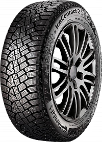 Шины Continental 245/40 R18 97T IceContact 2 KD XL