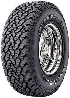 Шина General Tire Grabber AT2 255/55 R18 109H